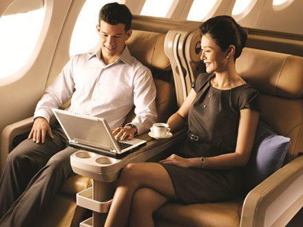 singapore airlines business class partnertarif
